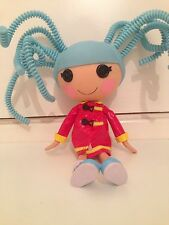 Lalaloopsy Doll With Blue Silly Spaghetti Hair
