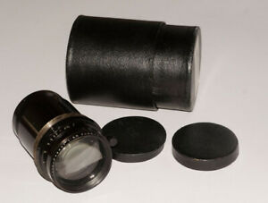RARE Carl Zeiss Jena Tele-Tessar 6.3/32 cm Large Format lens 4x5 inches
