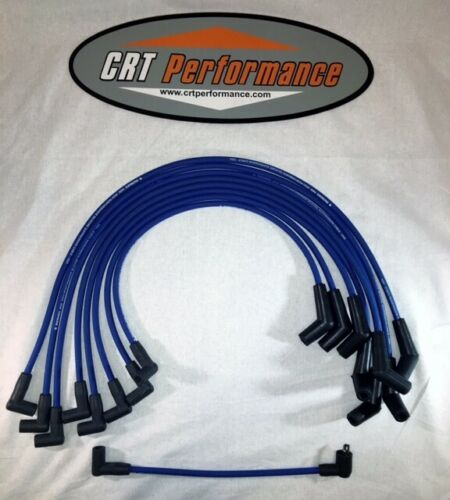 8MM WIRES 45K COIL BLUE SMALL BLOCK FORD 289-302 BLUE Small HEI Distributor