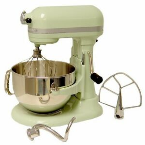Attrayant Image Is Loading KitchenAid RKP26M1XPT Pro 600 Stand Mixer 6 Qt