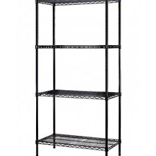Catering Restaurant Equipment Kitchen Storage Supplies Shelving Rack Unit Set