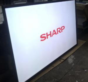 "Sharp PN-R903 90"" 1080p LED LCD Fully Working Gargantuan 90-Inch Display monitor"