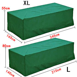 New green outdoor waterproof patio furniture set cover table bench image is loading new green outdoor waterproof patio furniture set cover workwithnaturefo