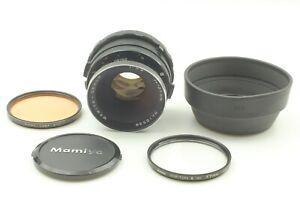 Nuovo-di-zecca-CON-CAPPUCCIO-Mamiya-Sekor-127mm-F3-8-MF-Lente-per-RB67-Pro-S-dal-Giappone-SD