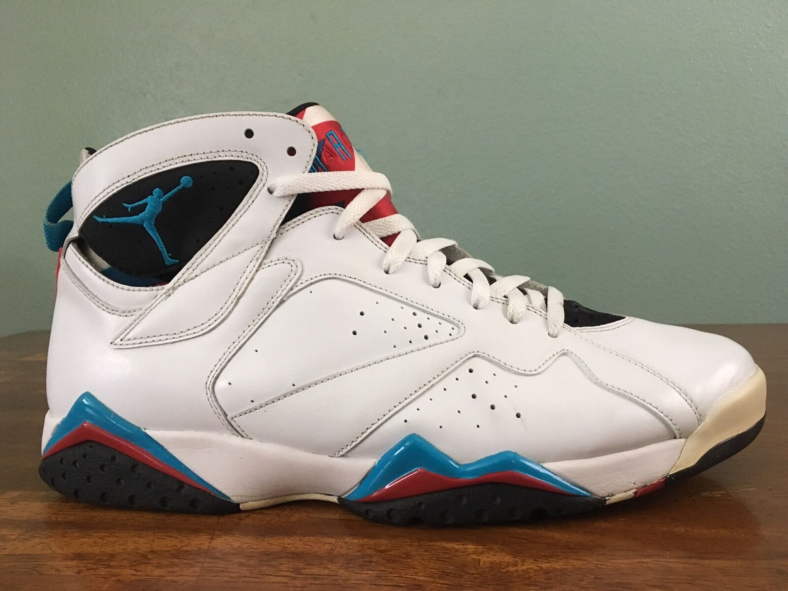 2010 Nike Air Jordan VII Orion Men's Size 13