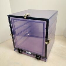 Cleatech Desiccator Dry Cabinet12x12x12 Acrylic Withshelf With Gas Ports