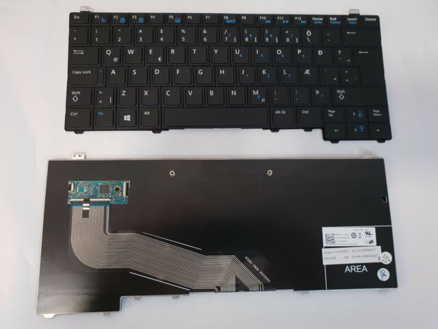 GENUINE Dell Latitude E5440 Laptop NON-BACKLIT Keyboard CHA01 Y4H14