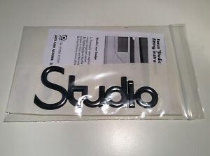 Genuine-FORD-FOCUS-STUDIO-BADGE-NEW-amp-SEALED