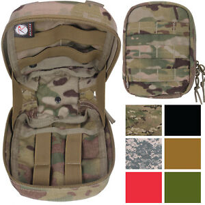 Trauma & First Aid Kit Pouch Medical Supply Small Tactical CASE SAC MOLLE-afficher le titre d`origine uQ68VPHm-07153042-644733077