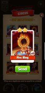 Ordonné Pièce De Maître Fire Ring X10-afficher Le Titre D'origine