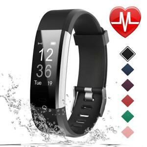 SMART-Watch-uomini-donne-ELETTROCARDIOGRAMMA-pressione-sanguigna-Fitness-Tracker