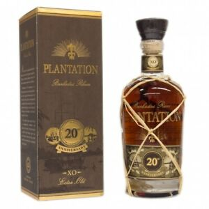 Plantation Rum Barbados XO 20th Anniversary 700ml 40% Vol ...