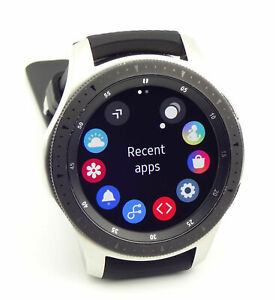 Samsung Galaxy Watch SM-R800 46mm Bluetooth Smartwatch - Silver