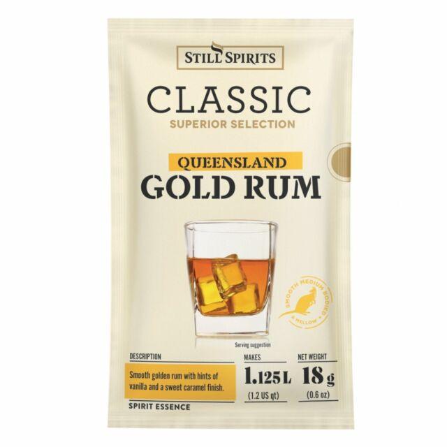 Still Spirits Classic Queensland Gold Rum Home Brew Spirit Essence  FP