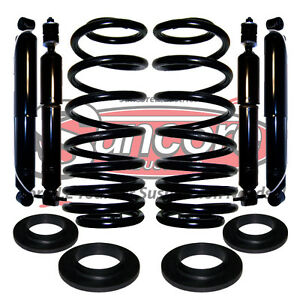 1997-2002-Ford-Expedition-Rear-Air-to-Coil-Spring-Conversion-with-2WD-Gas-Shocks