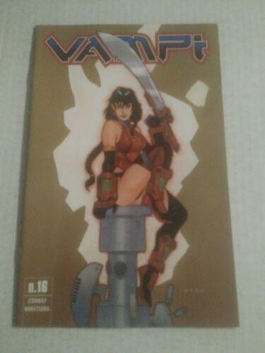 Vampi #21 2002 Anarchy Studios Lau Conway Tam