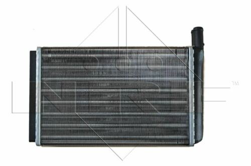 NEW NRF HEATER RADIATOR HEAT EXCHANGER OE QUALITY REPLACEMENT 58614
