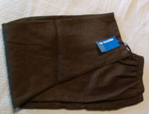 NEW Sapphire Star Stretch Pull Up Pants Womens 8 NWT Black ***