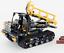 Bausteine-Engineering-Gabelstapler-Transport-Spielzeug-Geschenk-Modell-Kind Indexbild 4