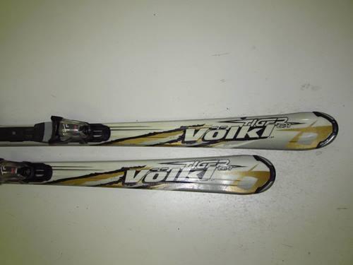 Ski Völkl Tiger 6.4 mit Bindung, 156m (DD208)