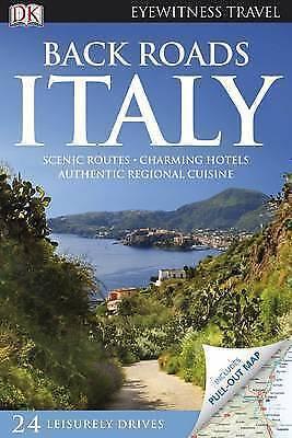 1 of 1 - Back Roads Italy by Dorling Kindersley Ltd (Paperback, 2010)