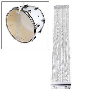 Silver Custom Pro Brass Snare Wire 24 Strand