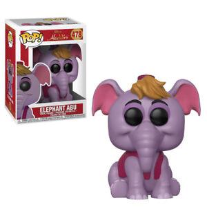 FUNKO POP! DISNEY: Aladdin - Elephant Abu [New Toys] Vinyl Figure
