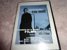 THE HIRE - BMWFILMS.COM - A SERIES OF 8 SHORT FILM RARE & OOP!!! Clive Owen