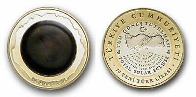 Turkey Coin 1 LIRA 2006 UNC