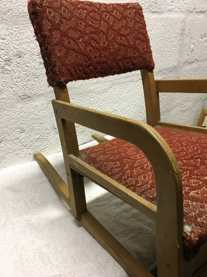 Stol, Hjemme lavet