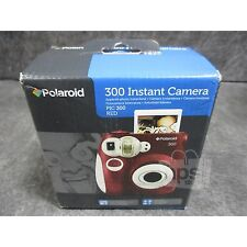 Polaroid POLPIC300R 300 Instant Film Camera 60mm Red