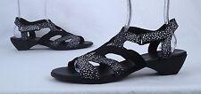NEW!! Arche 'Samantha' Sandal - Black- Size 11 US/ 42 EU - $298  (P24)