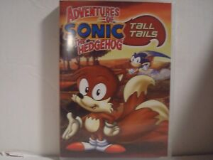 Adventures Of Sonic The Hedgehog Tall Tails Dvd 2009 L N 843501000885 Ebay