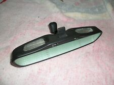 94 04 Ford Mustang Convertible Rearview Interior Mirror With Map Lights 95 96 97