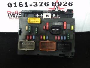 peugeot 207 under bonnet fuse box peugeot 207 / cc under bonnet fuse box / bsm module ... citroen c5 under bonnet fuse box