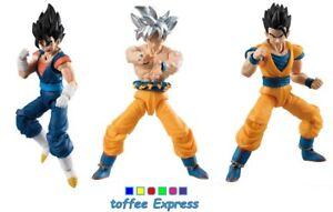 Bandai-Dragon-Ball-Z-Shodo-Son-Goku-Gohan-Vegetto-fully-moveable-Figurine-Set