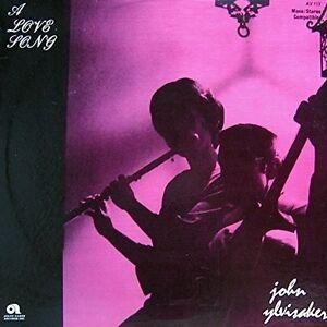 John-Ylvisaker-Love-Song-New-Vinyl-LP