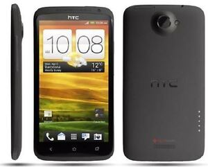 HTC-One-X-PJ46100-16GB-Grey-Unlocked-Smartphone-Fault-with-Screen-Flashing