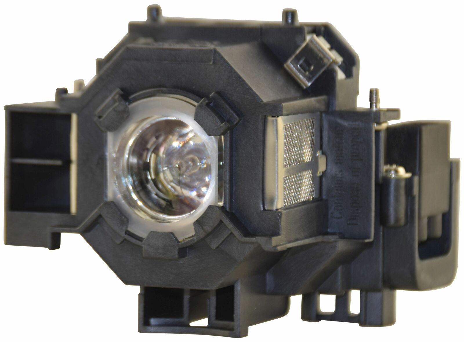 Lámpara de repuesto para Epson EMP-822H Lámpara & vivienda 170W