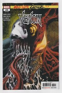 VENOM-20-MARVEL-comics-NM-2019-Absolute-Carnage
