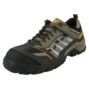 WORK SHOES STEEL TOE CAP LACE UP