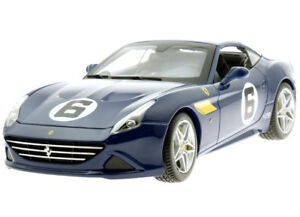 Burago 1/18 Ferrari California T N.6    70e Anniv.   the Sunoco  Lim.edition # 76104