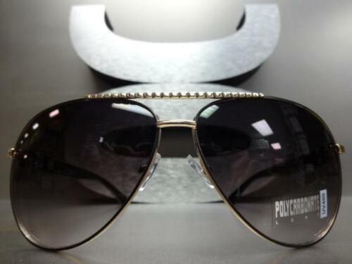 Men/'s or Women CLASSIC VINTAGE RETRO Style SUN GLASSES SHADES Black /& Gold Frame