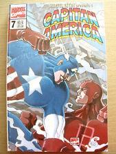 Marvel Extra presenta CAPITAN AMERICA n°7 1994 ed. Marvel Italia  [SP17]
