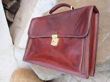 Genuine Leather Beautiful Handbag Briefcase Bag Case