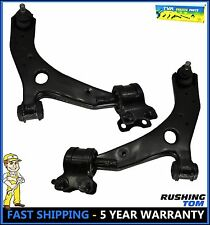 04-15 Mazda 3 Mazda 5 (2) Front Left & Right Complete Lower Control Arms
