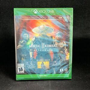 Mortal Kombat 11 Aftermath Kollection Xbox One Latam Version