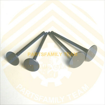New Intake Valve/&Exhaust Valve,Valve Guides for for PC27MR-2 3D82AE-5M Excavator
