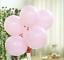 miniature 6 - 12-034-pouces-Mini-Jumbo-Geant-Big-gros-macarons-pastel-Candy-Ballons-Arch-Mur
