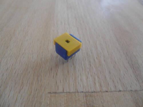 Einpolig 10 Stück Schalter Switch Schiebe Slide AMP C42315-A68-A4